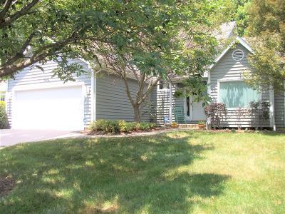 Warren County Single Family Home For Sale: 3416 Cutter Lane