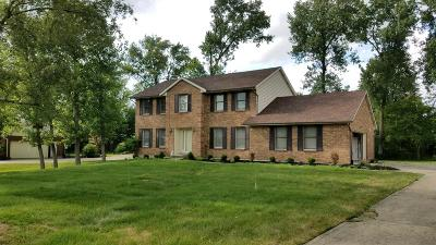 West Chester Single Family Home For Sale: 7218 Basswood Drive