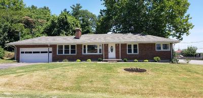 Fairfield Single Family Home For Sale: 5020 Fairfield Circle