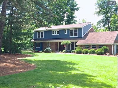 Indian Hill Single Family Home For Sale: 8005 S Clippinger Drive