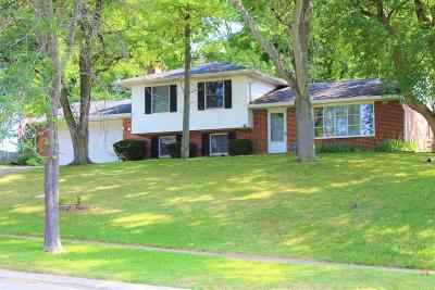 Hamilton Single Family Home For Sale: 798 Carriage Hill Lane