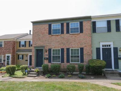 Fairfield Condo/Townhouse For Sale: 127 Chapel Hill Drive