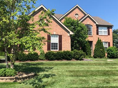 Warren County Single Family Home For Sale: 7830 Hedgewood Circle