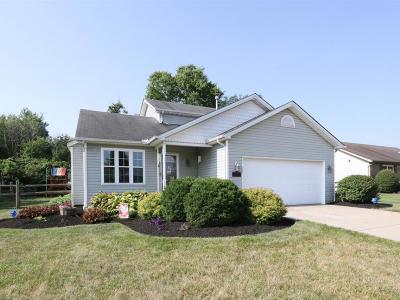 Fairfield Single Family Home For Sale: 6761 Beagle Drive