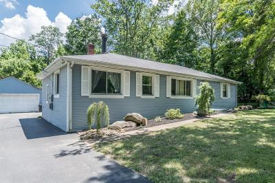 Fairfield Single Family Home For Sale: 6350 Ross Road