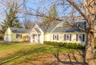 Single Family Home For Sale: 308 Oxford Avenue