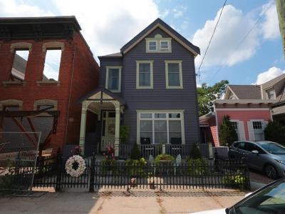 Cincinnati Single Family Home For Sale: 1239 Ida Street