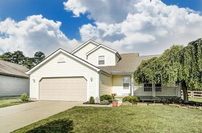 Hamilton Single Family Home For Sale: 1112 Wildflower Lane
