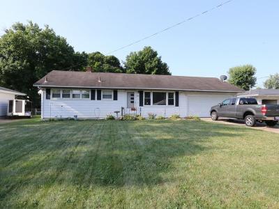 Fairfield Single Family Home For Sale: 365 Blackburn Avenue