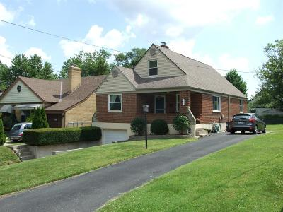 Green Twp Single Family Home For Sale: 5636 Samver Road