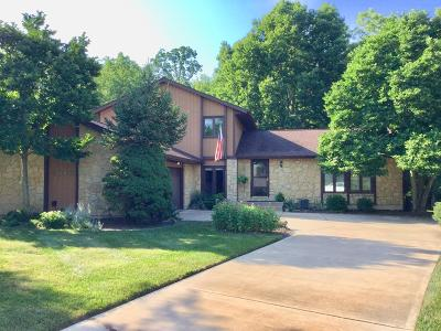West Chester Single Family Home For Sale: 8016 Tuliptree Circle