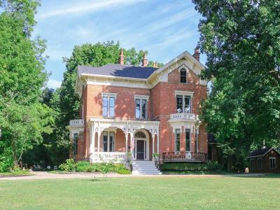 Hamilton County Single Family Home For Sale: 815 Greenville Avenue