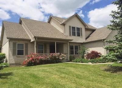 Liberty Twp Single Family Home For Sale: 6821 Hollow Ridge Drive