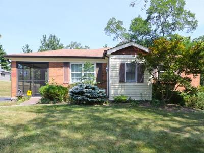 Colerain Twp Single Family Home For Sale: 9900 Skyridge Drive