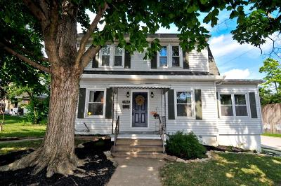 Norwood Single Family Home For Sale: 3908 Catherine Avenue
