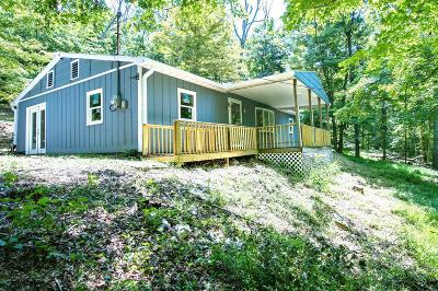 Adams County, Brown County, Clinton County, Highland County Single Family Home For Sale: 5444 Thomas Road