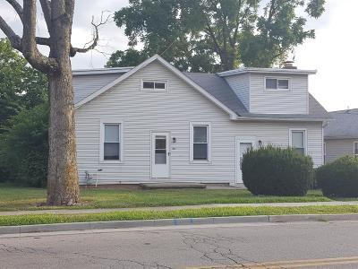 Oxford Multi Family Home For Sale: 114 W Sycamore