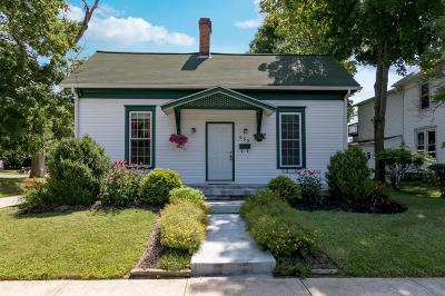 Adams County, Brown County, Clinton County, Highland County Single Family Home For Sale: 552 N South Street