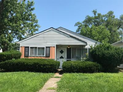 Hamilton Single Family Home For Sale: 900 Foster Avenue