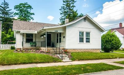 Preble County Single Family Home For Sale: 129 Gilmore Avenue