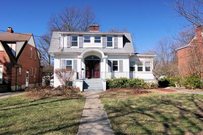 Wyoming Single Family Home For Sale: 15 Springfield Pike