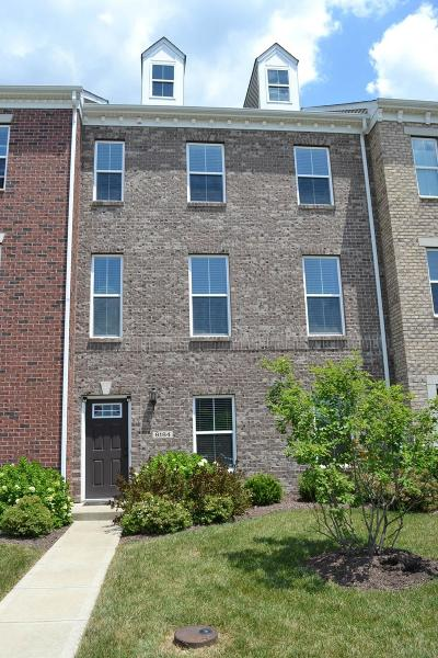 West Chester Condo/Townhouse For Sale: 6164 Village Center Avenue