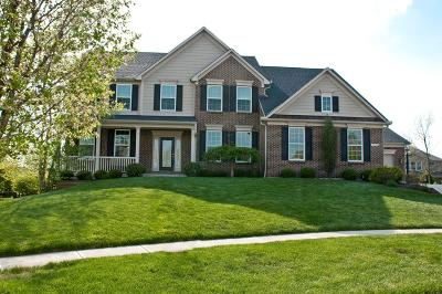 Warren County Single Family Home For Sale: 3840 Clear Creek Court