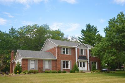 Montgomery Single Family Home For Sale: 10603 Bridgewater Lane