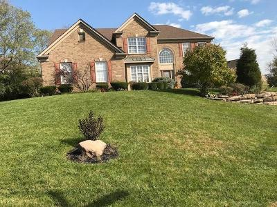Butler County Single Family Home For Sale: 4601 Ashbrook Trail