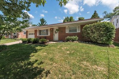 Colerain Twp Single Family Home For Sale: 2972 Aries Court