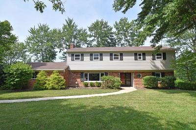 Blue Ash Single Family Home For Sale: 5741 Bomark Court