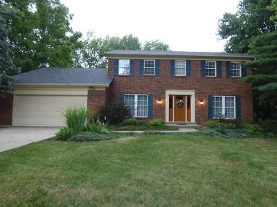 West Chester Single Family Home For Sale: 6408 Commanche Drive