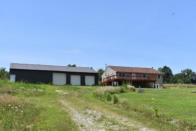 Highland County Farm For Sale: 6789 Carper Lane