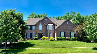 West Chester Single Family Home For Sale: 7713 Tylers Reserve Drive