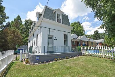 Cincinnati Single Family Home For Sale: 4713 Howard Avenue