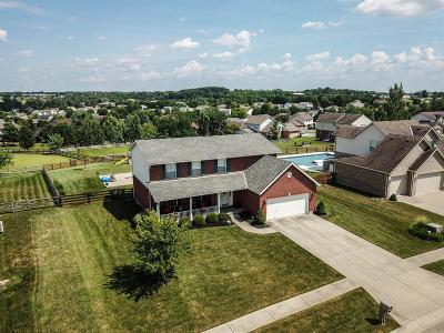 Fairfield Single Family Home For Sale: 5694 Kiowa Court