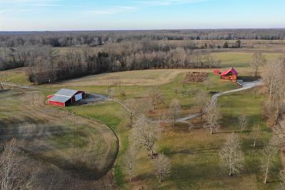 Clermont County Single Family Home For Sale: 3390 Bethel Concord Road