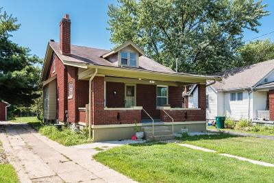 Cincinnati Single Family Home For Sale: 4915 Western Hills Avenue