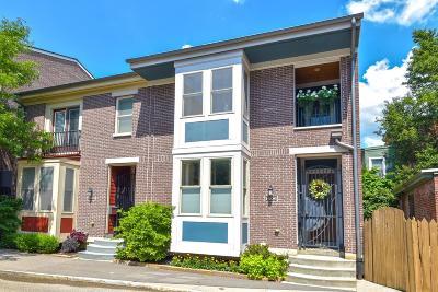 Hamilton County Single Family Home For Sale: 1406 Pleasant Street