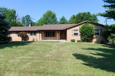Green Twp Single Family Home For Sale: 3727 Powner Road