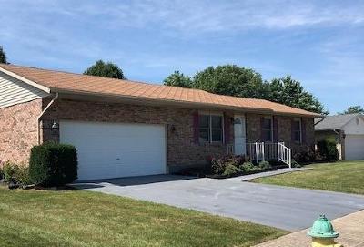 Preble County Single Family Home For Sale: 431 Buckeye Drive