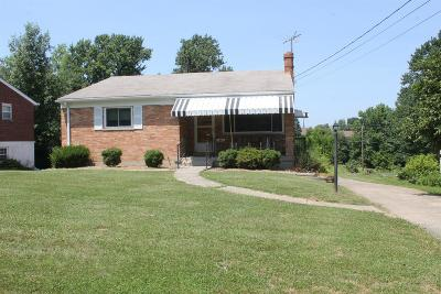 Colerain Twp Single Family Home For Sale: 3524 Oakmeadow Lane