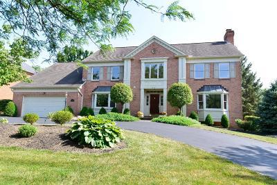Hamilton County Single Family Home For Sale: 3645 Carpenters Creek Drive