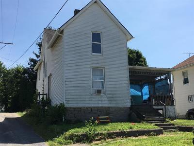 Adams County, Brown County, Clinton County, Highland County Single Family Home For Sale: 219 E Beech Street