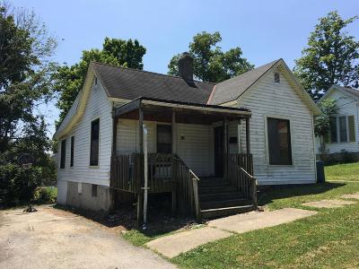 Adams County, Brown County, Clinton County, Highland County Single Family Home For Sale: 333 E Walnut Street