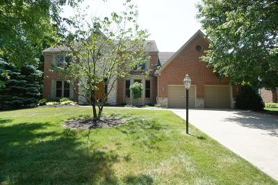 Hamilton County Single Family Home For Sale: 8127 Glenmill Court