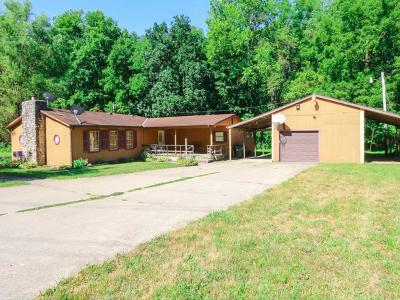 Brookville Single Family Home For Sale: 9146 Big Cedar Road