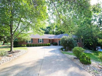 Hamilton County Single Family Home For Sale: 8231 Indian Trail Drive