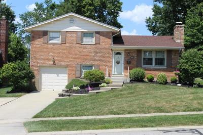 Green Twp Single Family Home For Sale: 4228 Turf Lane
