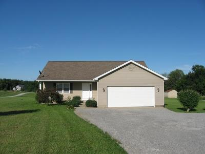 Adams County, Brown County, Clinton County, Highland County Single Family Home For Sale: 9205 Black Rabbit Road